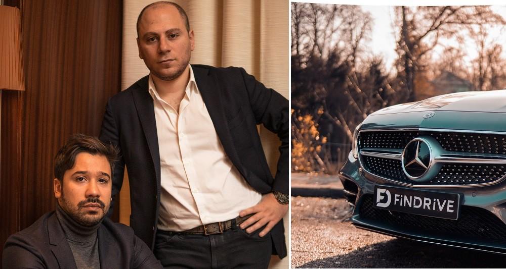 Le loueur auto Findrive fait gronder le moteur pour démarrer plus fort, Marketing et Vente