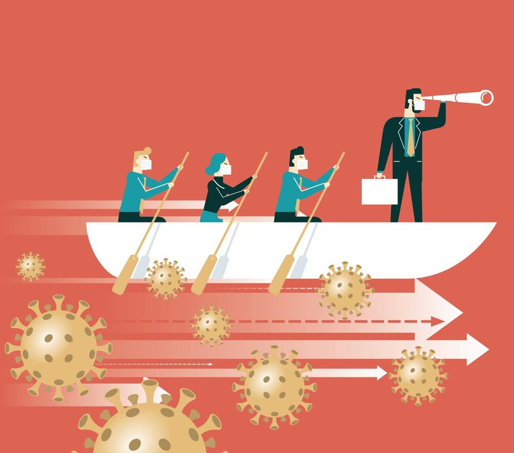 Déconfinement: managers, sachez gérer les peurs et la créativité des collaborateurs !, Transformation
