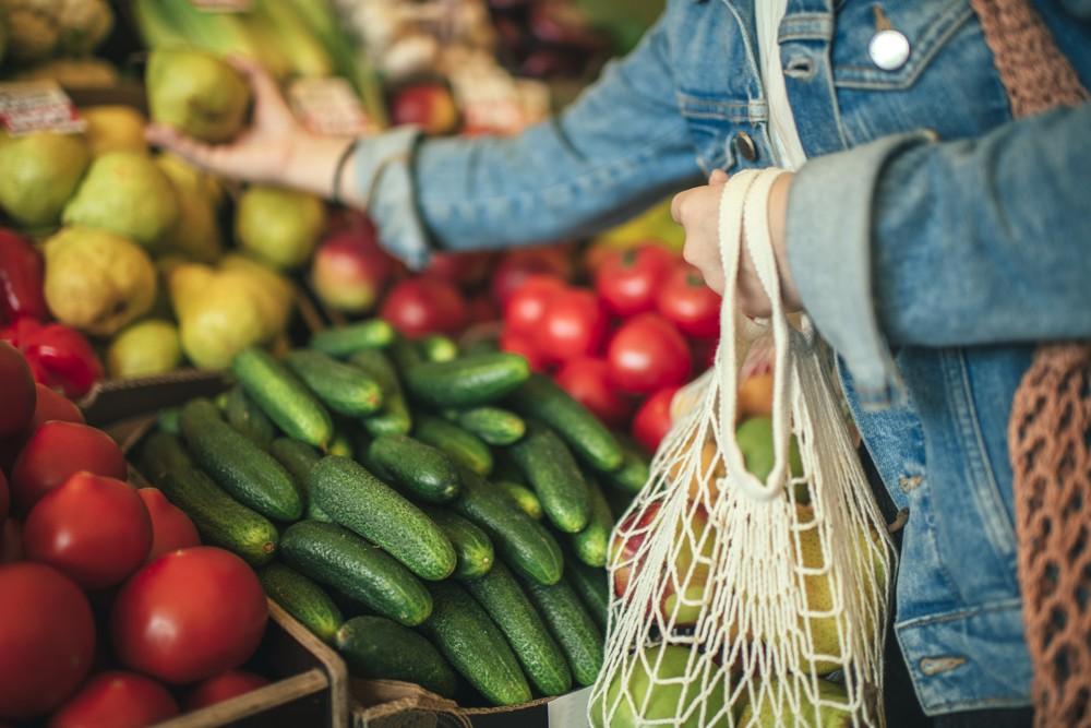 Courses alimentaires: la crise a modifié les habitudes d'achat, Distribution