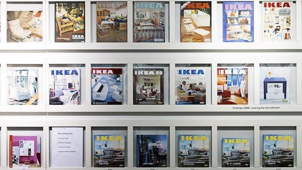 Le célèbre catalogue d'Ikea privé de boîtes aux lettres, E-commerce