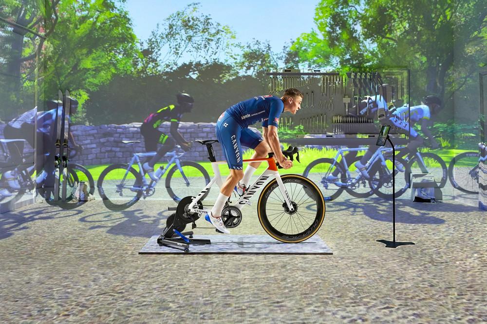 Zwift, le milliardaire du vélo virtuel, lève 450 millions de dollars, Financement