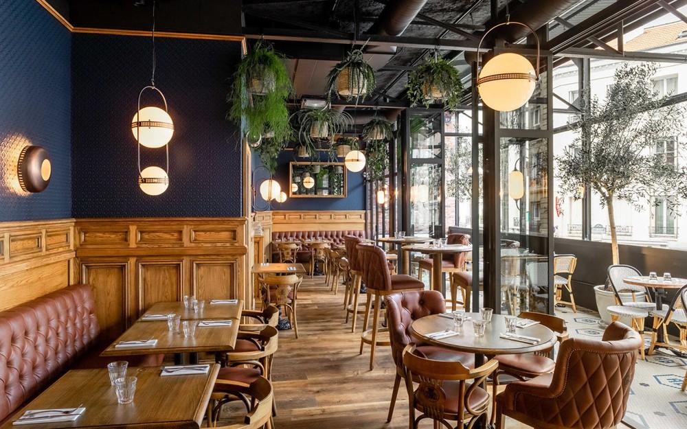 Au Bureau a ouvert son 150e restaurant à Saint-Etienne, Franchise