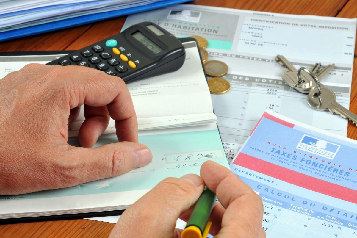 Pensez à payer votre taxe foncière!, Patrimoine du dirigeant