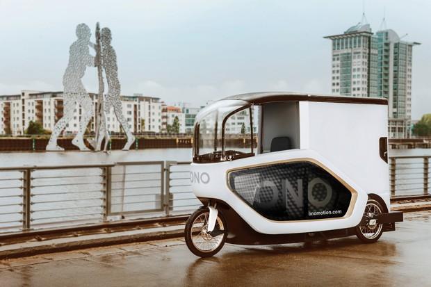 Ono, le vélo cargo qui veut réinventer la logistique urbaine, Financement