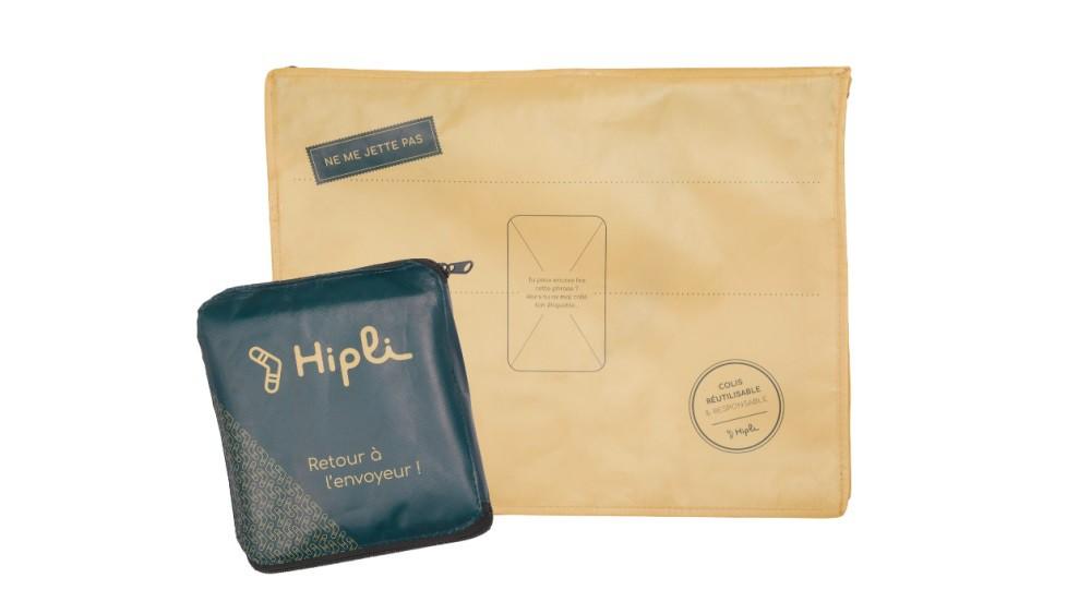 Hipli s'appuie sur la co-conception pour lancer ses colis réutilisables, Le Lab/Idées