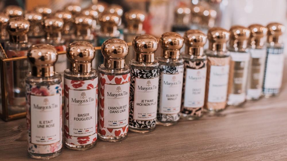 Les parfums Margot & Tita font leur entrée en pharmacies, Marketing et Vente