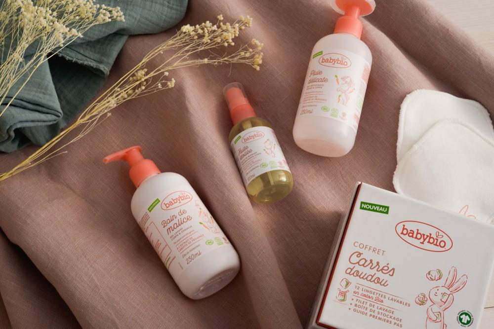 Babybio se lance dans les cosmétiques et l'hygiène , Marketing et Vente