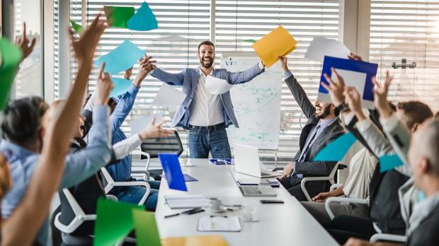 Devenez un leader pour survivre dans l'entreprise moderne !, Efficacité personnelle