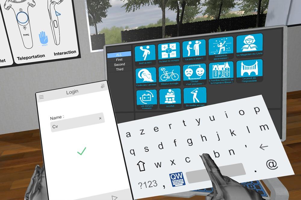 Oddity évalue les soft skills des candidats gràce à la réalité virtuelle, Le Lab/Idées