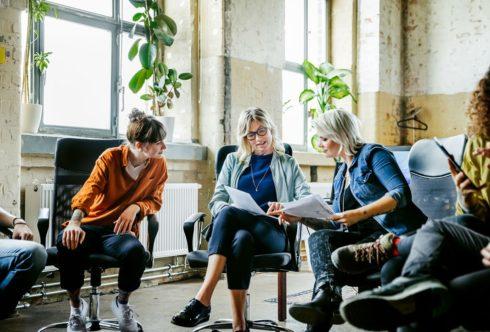 une impulsion pour favoriser la mixité dans l'entrepreneuriat, Networking